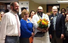 Matthew Riffee Named District Teacher of the Year