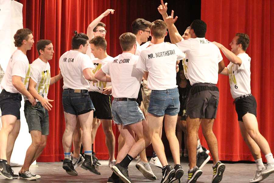 StuCo Prepares for Annual Mr. FHN Performance