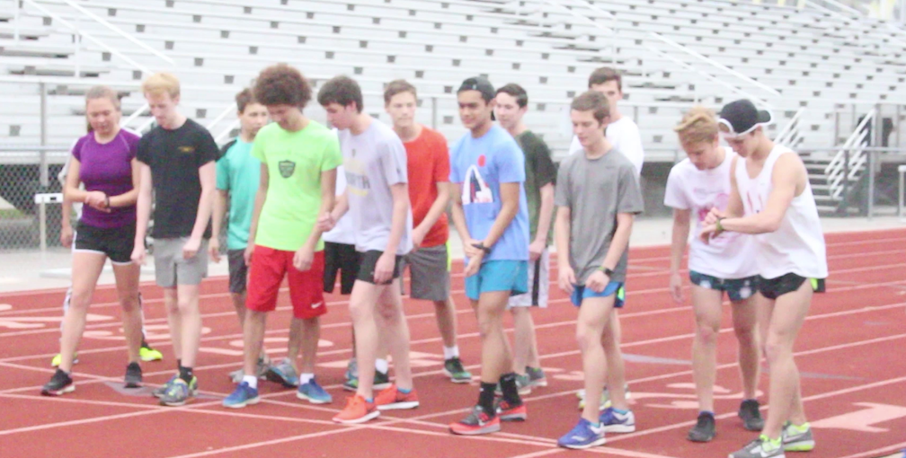 Track and Field Prepares for the 2017 Season