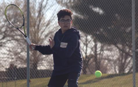 Boys Tennis Team Has Many New Members This Season