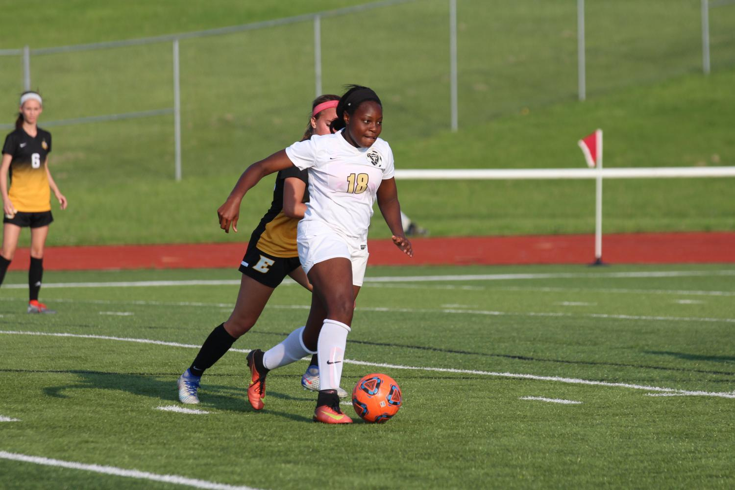 Girls Soccer District Championship Preview [Infographic]