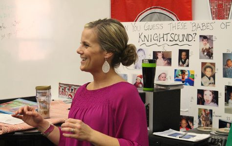 Lorraine Smith Moves from Choir Teacher to Counselor