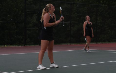 8-28 Girls Tennis vs FZE [Photo Gallery]