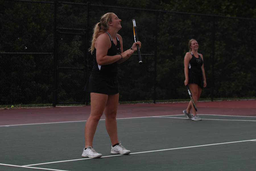 8-28 Girls Tennis vs FZE [Photo Gallery]