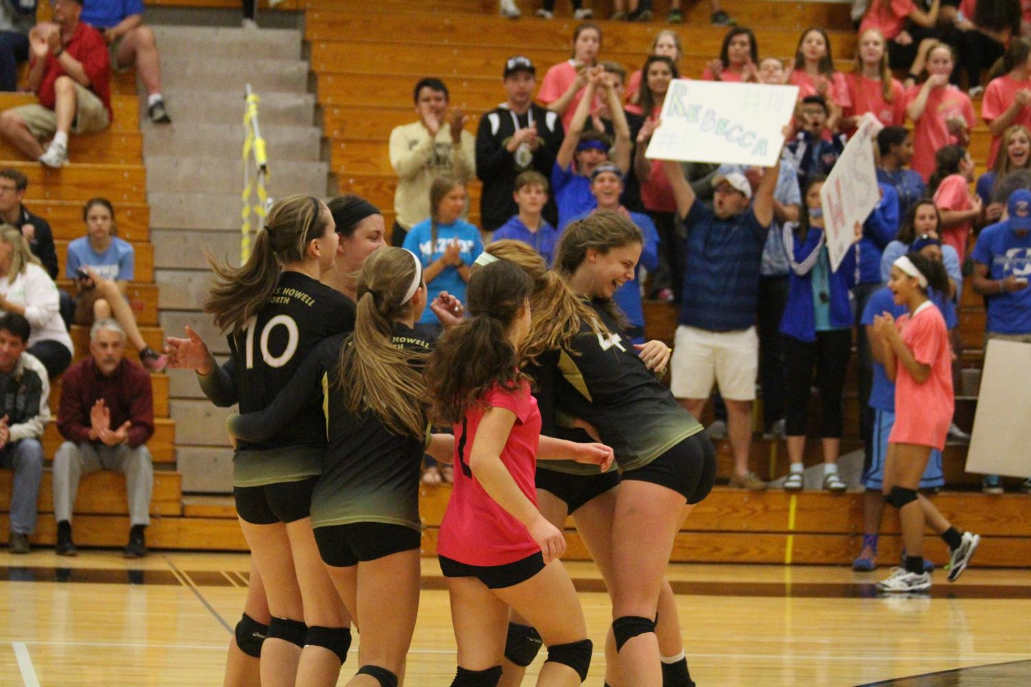 Girls Volleyball Q&A with Kent Stover