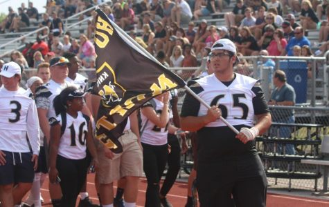 8-12 Black and Gold Day [Photo Gallery]