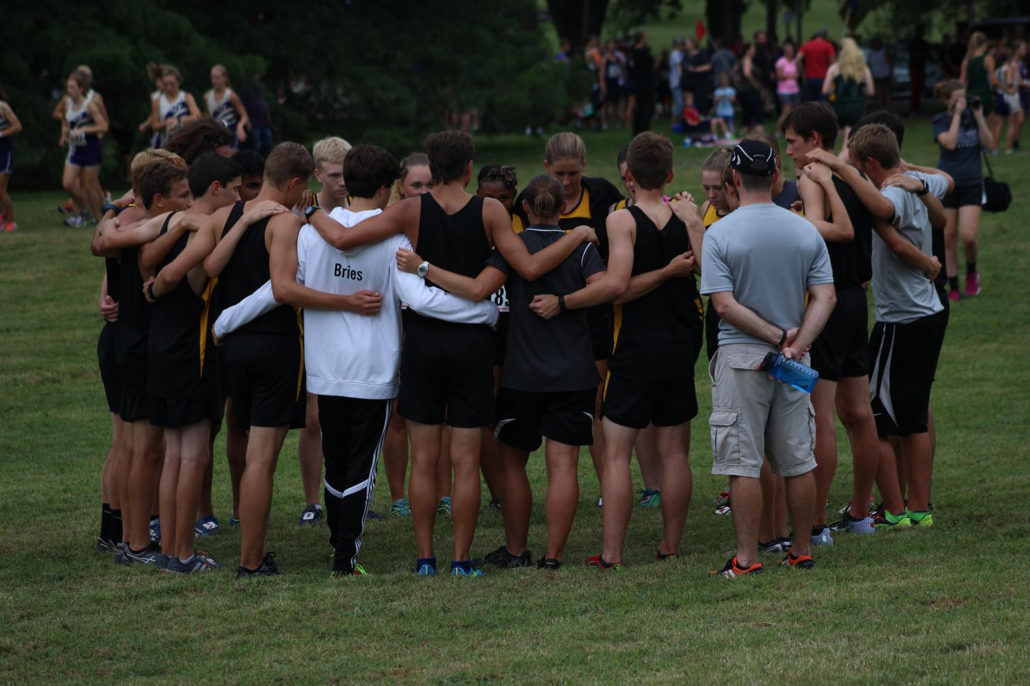 The Cross Country Team Gears Up for a New Season