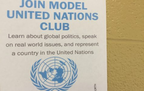 New Club: Model United Nations