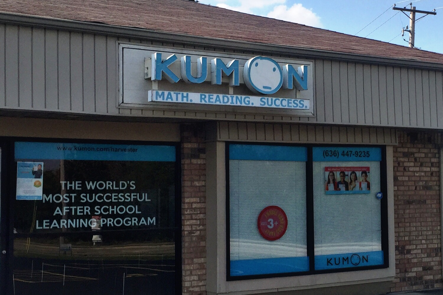 Kumon is open on Mondays and Thursdays for tutoring in math and reading. There are seven Kumon locations, less than 10 miles from FHN.