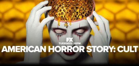 """American Horror Story: Cult"" airs on FX, at 10 p.m. eastern time and 9 p.m. central time, on Tuesdays. (image from fxnetworks.com)"