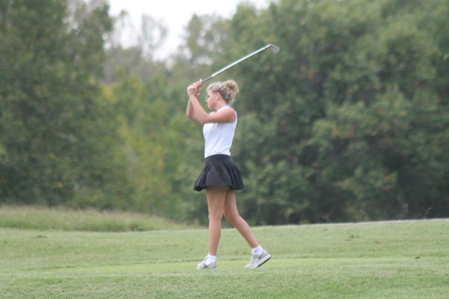 9-12 Girls varsity golf FHN vs FHC [Photo Gallery]