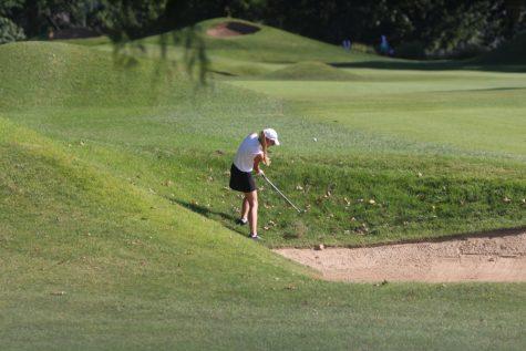 9-14 Girls Varsity Golf FHN vs Incarnate World [Photo Gallery]