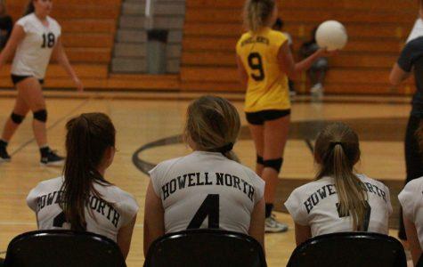 8-29 Girls JV Volleyball vs PHS [Photo Gallery]