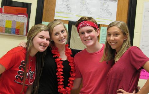 9-21 Class Colors Day [Photo Gallery]
