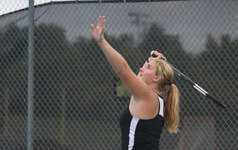 9-13 Girls Tennis vs FZS [Photo Gallery]