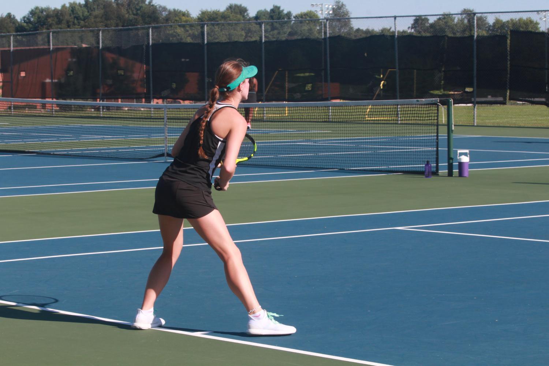 8-23 Tennis vs FHC [Photo Gallery]