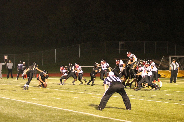 9-1 Varsity Football vs. FZS [Photo Gallery]