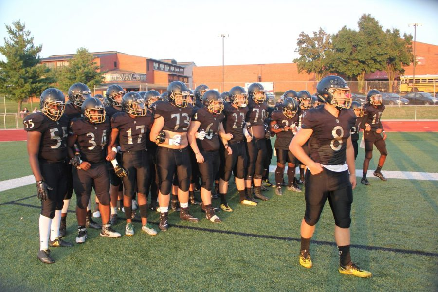 9-8 Varsity Football vs. FZW [Photo Gallery]