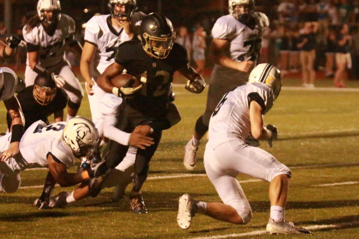 Knights Dominate the Spartans in a 35-18  Homecoming Game Victory