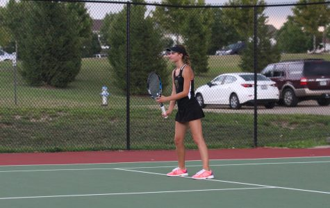 Tennis Q & A with Katie Prinkey