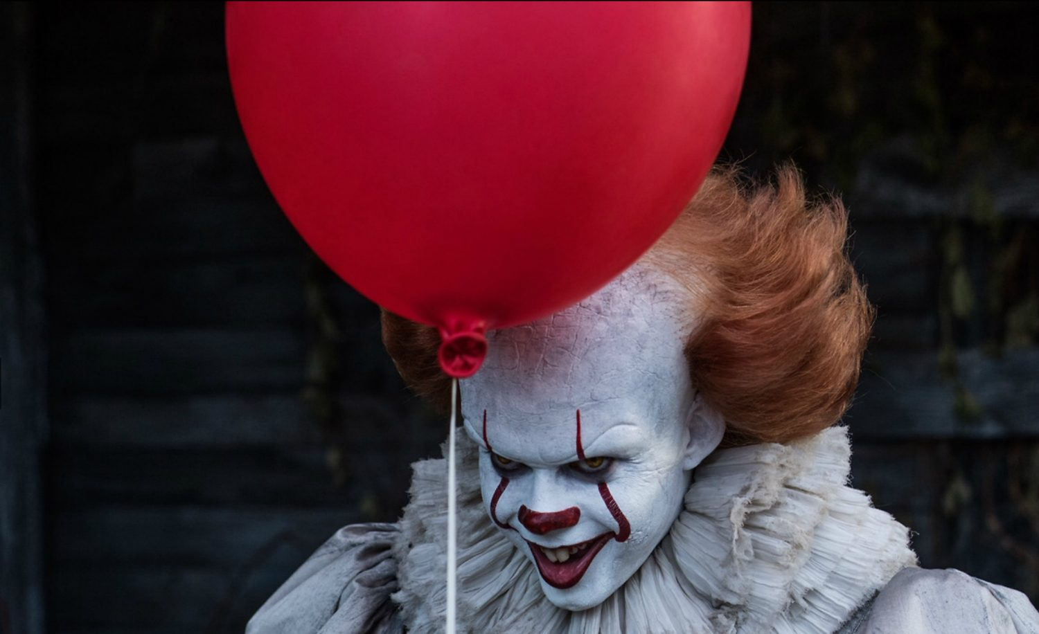 It is now in theaters globally. (image from itthemovie.com)