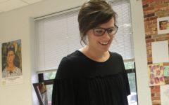 Art Teacher Courtney Flamm Works Towards Her Master's Degree