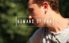 Humans of FHN | Darius Cazacu