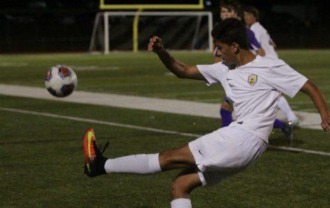 9-29 Varsity Boys Soccer vs CBC [Photo Gallery]