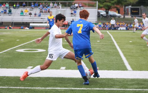Q&A with Soccer Coach Larry Scheller Ahead of Friday Night Game vs. CBC