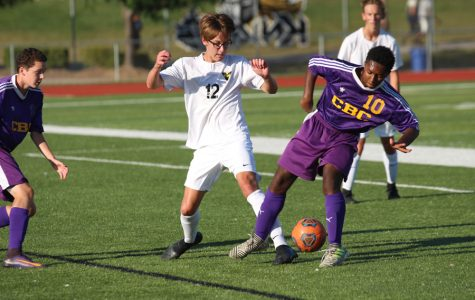 9-29 JV Boys Soccer vs. CBC [Photo Gallery]