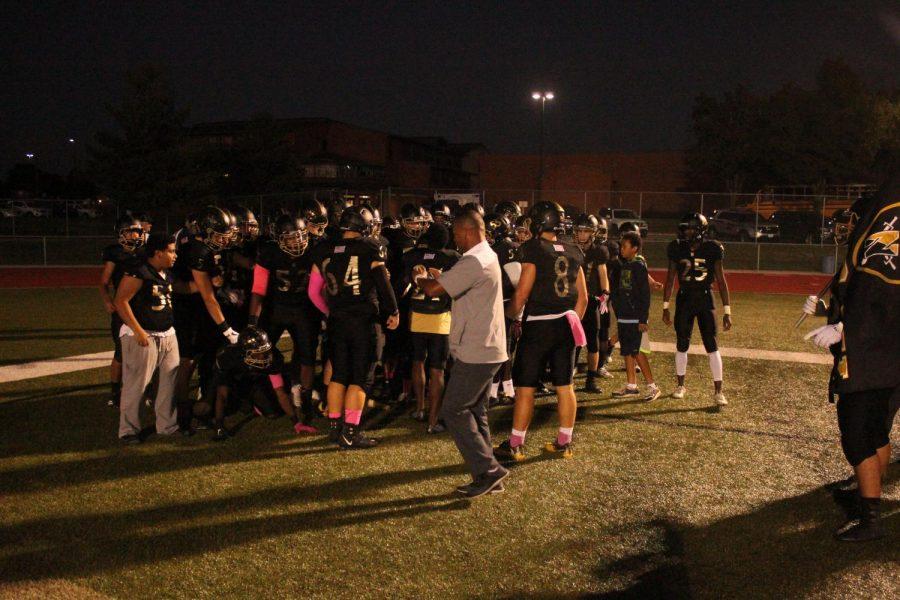 10-13 Varsity Football vs. WASH [Photo Gallery]