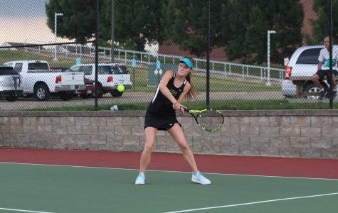 Senior Maddie Oswald on Her Last Year of Girls Tennis with FHN and More in Q&A