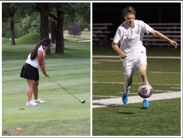 Athletes of the Week: Q&A's with Jessica Qian and Trevor Gilllen