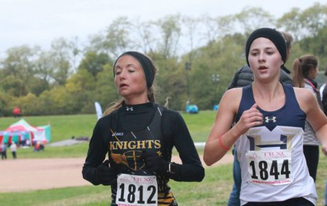 10-28 Girls Cross Country Sectionals at Parkway Central [Photo Gallery]