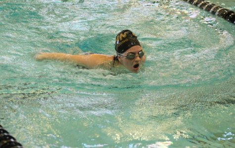 Girls Swim Looks for Strong Season Under New Coach