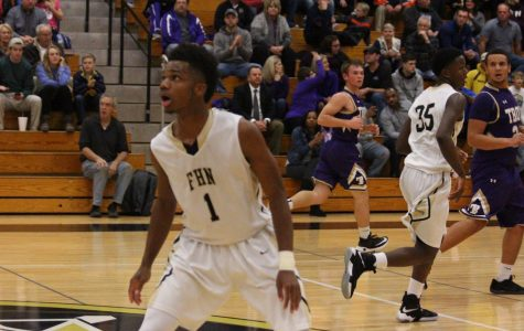 Boys Basketball Enters Season with New Attitude