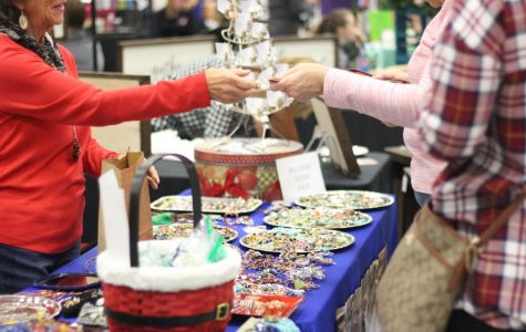 FHN All-Knighter Holds Annual Craft Fair