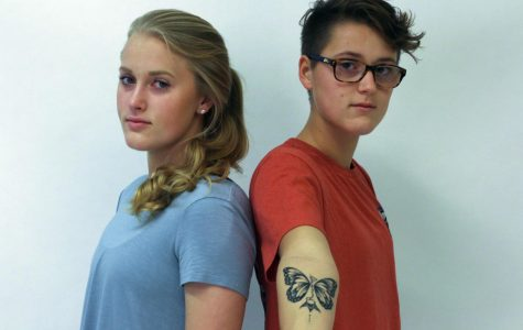 Sisters Phoebe and Amelia Primeau have Tattoos in Honor of their Great-Grandmother