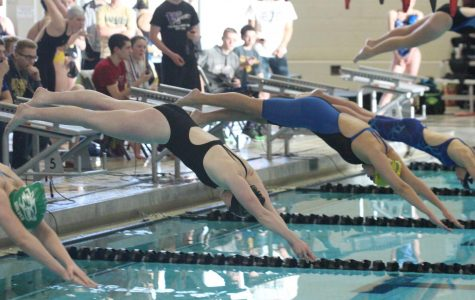 Splashing Into a New Season: Knights Start the Season off Strong in their First Meet of the Year