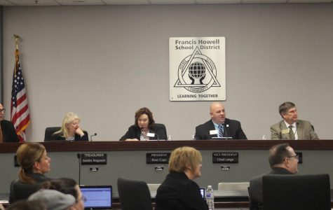Board of Education and FHSD Strategic Planning Committee Look Over Core Visions and Values