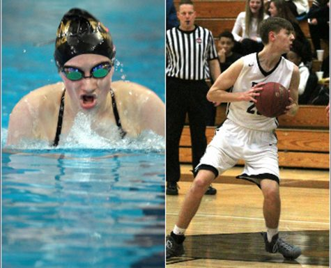 Athlete of the Week: Matt Tilley and Olivia Neunaber