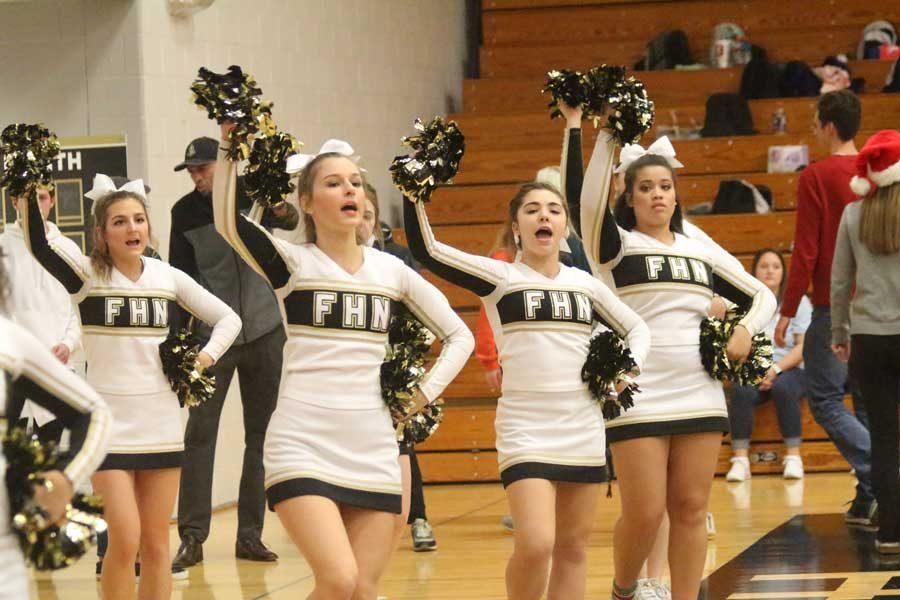 12-15 Varsity Cheer [Photo Gallery]