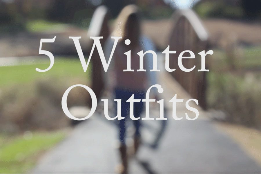 5 Winter Outfit Styles