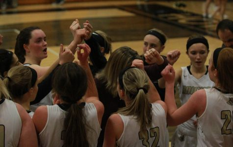 More Than a Team: Varsity Girls Basketball Bonds On and Off the Court