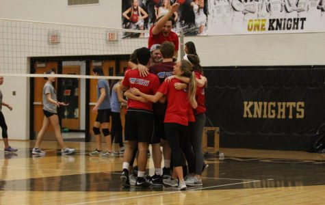 DECA Hosts Their First Ever Volleyball Tournament