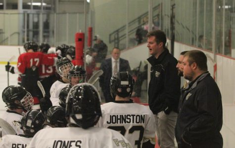 Varsity Hockey Coach Gannon Talks About His Team's Struggles and Goals for the Rest of the Season