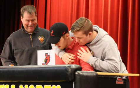 Howell North Hosts Third College Signing Day [Photo Gallery+Story]