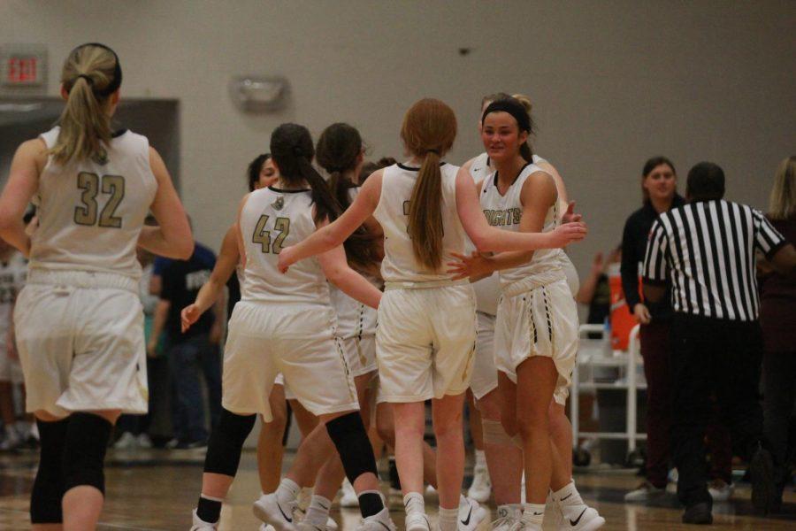 2/7 Varsity Girls Basketball vs. Ladue [Live Broadcast]