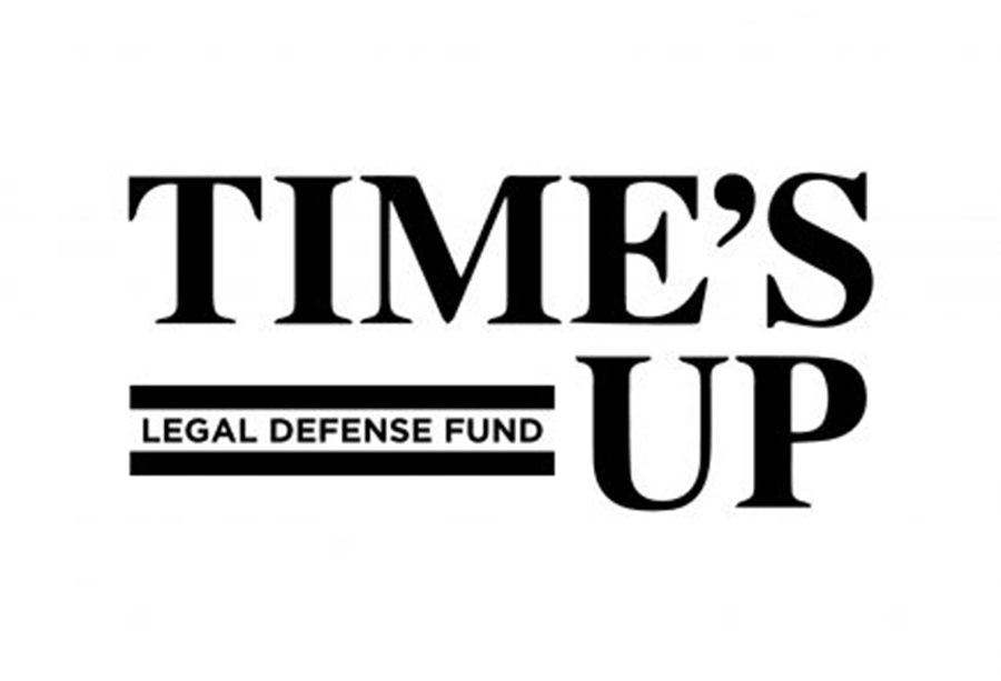 Time's Up Legal Defense Fund was started to help women and men who have been the victim of sexual assault or harassment. (Image from nwlc.org)