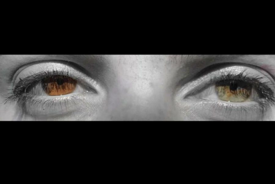 Katie Forth and Her Beautiful Eyes